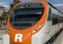 Girona-Blanes Train